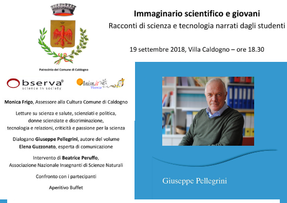 Immaginario scientifico Villa Caldogno